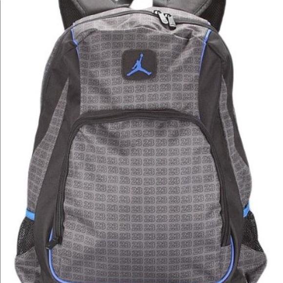 "2035f5ad6ee022 Michael Jordan ""23 "" backpack Jumpman"